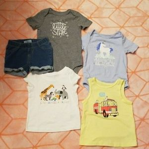 Cat & Jack summer bundle